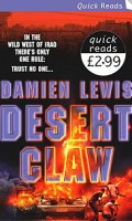 Desert Claw book cover