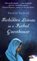 Forbidden Lessons in a Kabul Guesthouse Cover
